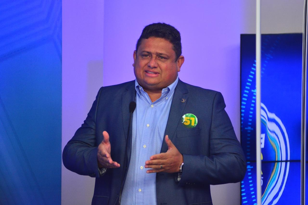 wallber debate - Após adesão de filiados, Patriota reafirma neutralidade: 'Não representa o partido'
