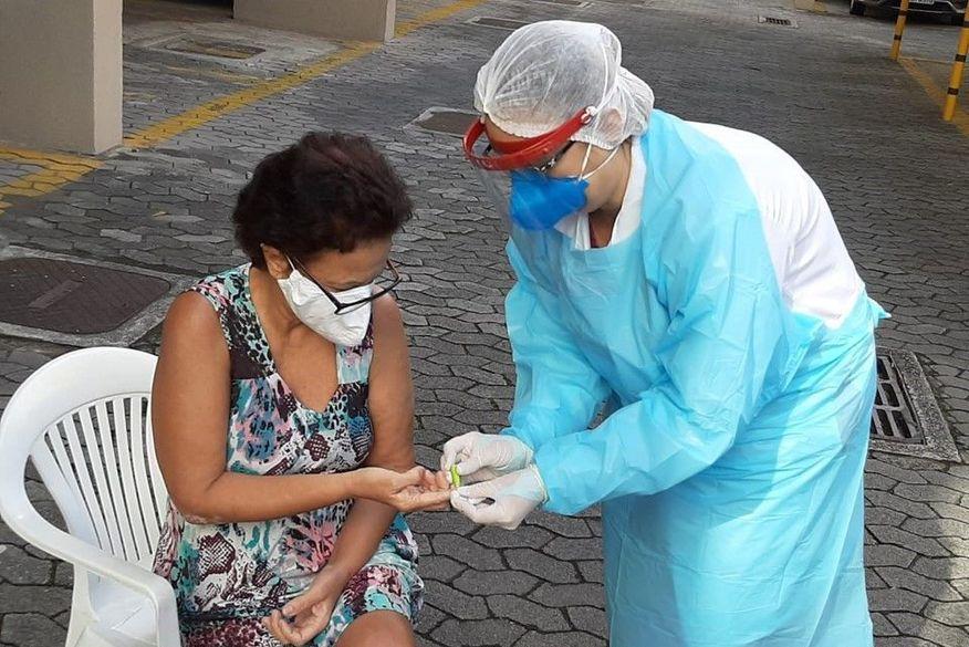whatsapp image 2020 05 13 at 18 28 35 3 - Inquérito sorológico já foi feito em mais de 56 cidades da Paraíba em menos de oito dias,  1.878 paraibanos participaram