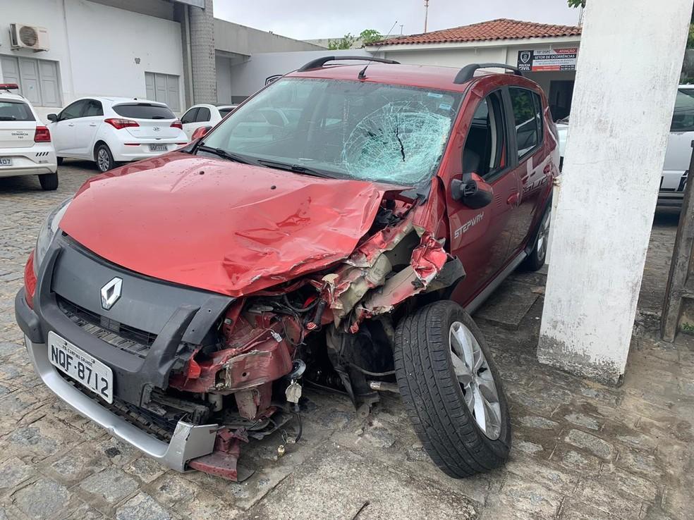 whatsapp image 2020 11 16 at 06.56.31 - Padre é detido suspeito de dirigir bêbado e provocar acidente com morte