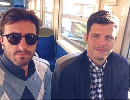 xpedr henrique4.png.pagespeed.ic .zruFzjAjzH - Homofobia nas redes: ator da Globo afirma que perde seguidores quando posta foto com o marido