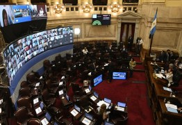US$ 3 BILHÕES: Congresso argentino aprova imposto sobre grandes fortunas