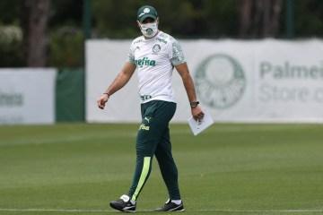 Técnico do Palmeiras testa positivo para Covid-19