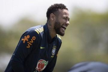 Perfil vaza mensagens entre Neymar e possível novo contatinho