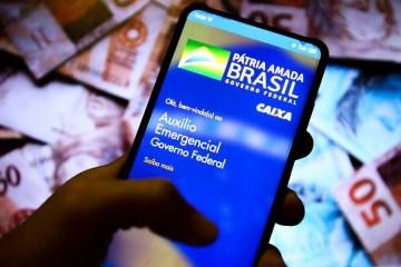 21 07 2020 app auxilio emergencial 2.jpg - Paraíba e mais 17 estados pedem ao Congresso a volta do auxílio emergencial
