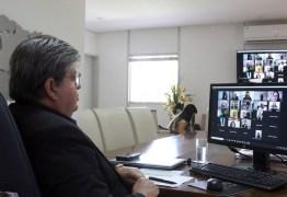 João Azevêdo empossa membros da Comissão Estadual de Prevenção à Violência no Campo e na Cidade