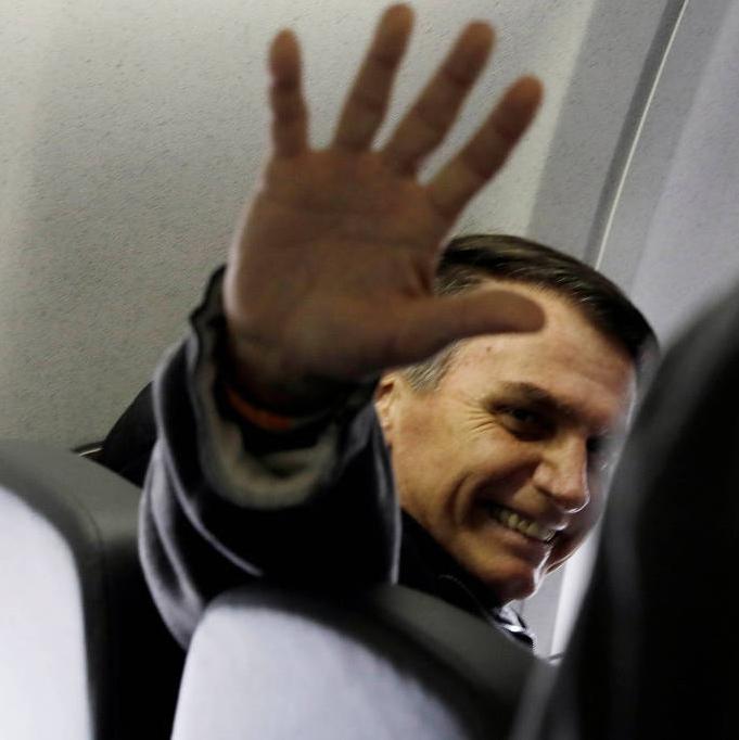 Adeus governo Bolsonaro 1 - Bolsonaro viaja nesta segunda-feira para passar feriado de Ano Novo em Guarujá