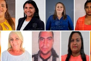 CANDIDATURAS LARANJAS: Bayeux, Santa Rita, Cabedelo e Conde tem sete candidatos que não tiveram nenhum voto – VEJA QUEM SÃO