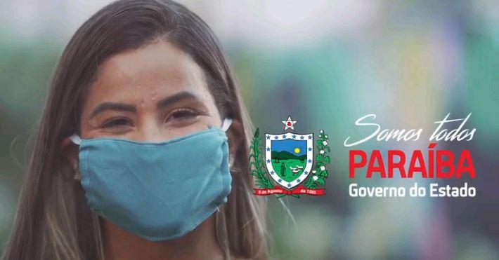 Capturar 24 - Governo lança campanha para reforçar protocolos sanitários em festas de fim de ano na Paraíba