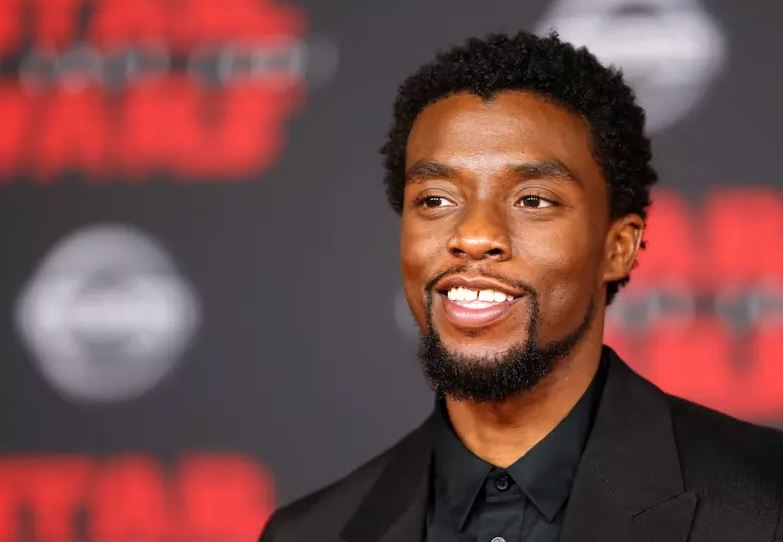 Capturar.JPGa  - Chadwick Boseman recebe prêmio póstumo no MTV Movie & TV Awards