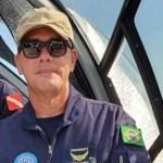 Capturar.JPGqq  - Aeronave do Ibama cai no Pantanal durante combate a incêndio e piloto morre