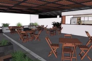 Centro de Convivência 6 - HU de Campina Grande dá pontapé inicial para construção de área de convivência para colaboradores