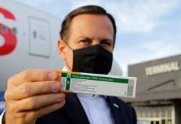 """Governadores se queixam de """"arrogância"""" de Doria em reunião sobre vacina contra Covid-19"""