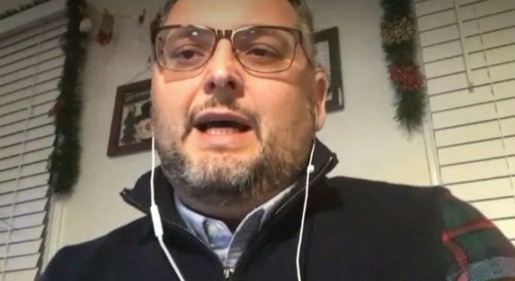 Francisco Henrique Queiroga Gadelha sousense vacinado contra Covid 19 nos EUA e1608474843437 - Paraibano que mora nos Estados Unidos é vacinado contra a Covid-19