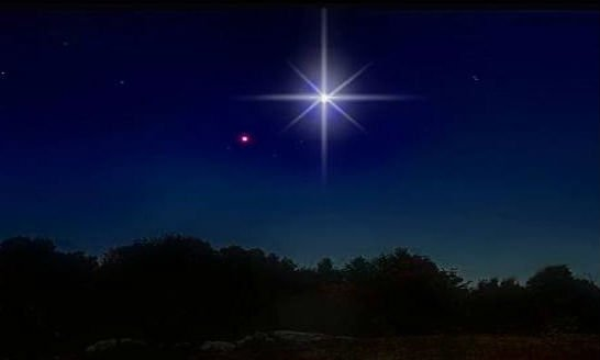 Jornal Ciencia1 - Saiba como ver a 'Estrela de Belém' nesta segunda-feira; o fenômeno acontece após 800 anos