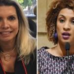 Marilia de Castro Neves ofendeu Marielle Franco 683x388 1 - Juíza que insultou Marielle se elege em órgão que julgará Flávio Bolsonaro