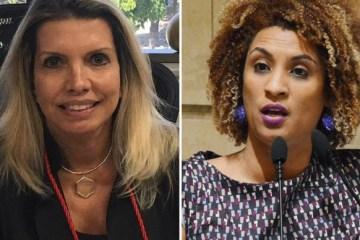 Juíza que insultou Marielle se elege em órgão que julgará Flávio Bolsonaro