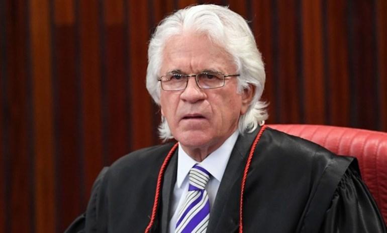 Napoleão Nunes - Ministro que mandou soltar Ricardo Coutinho se aposenta do STJ