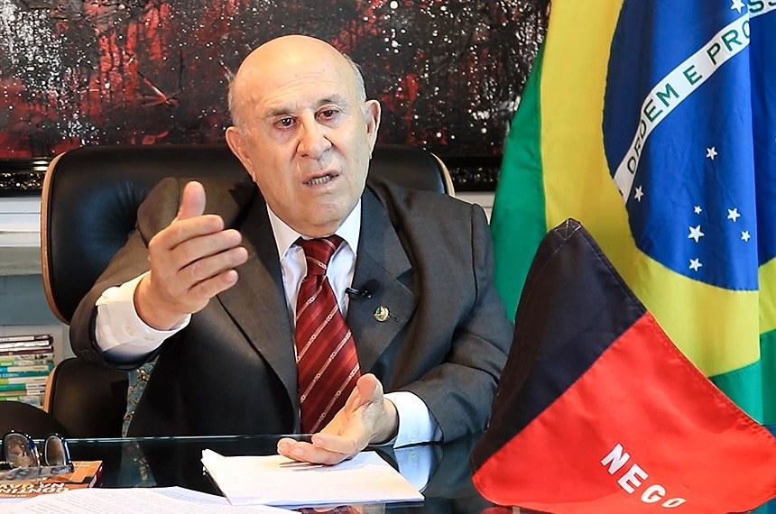 Ney Suassuna 2 - Em Portugal, senador Ney Suassuna busca investimentos para o turismo paraibano