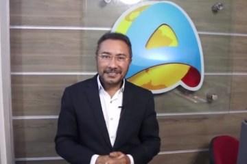 SAMUKA NA ARAPUAN - Samuka Duarte reestreia no Sistema Arapuan nesta segunda-feira (18)