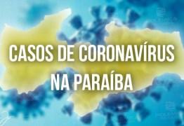Paraíba registra 541 novos casos de Covid-19 e UTI para adultos na Região Metropolitana de JP chega a 64% de ocupação