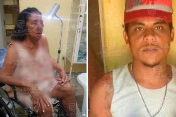 WhatsApp Image 2020 12 03 at 16.31.53 - NA PARAÍBA: Homem invade casa de idosa de 76 anos, agride e tenta estuprá-la - VEJA VÍDEO