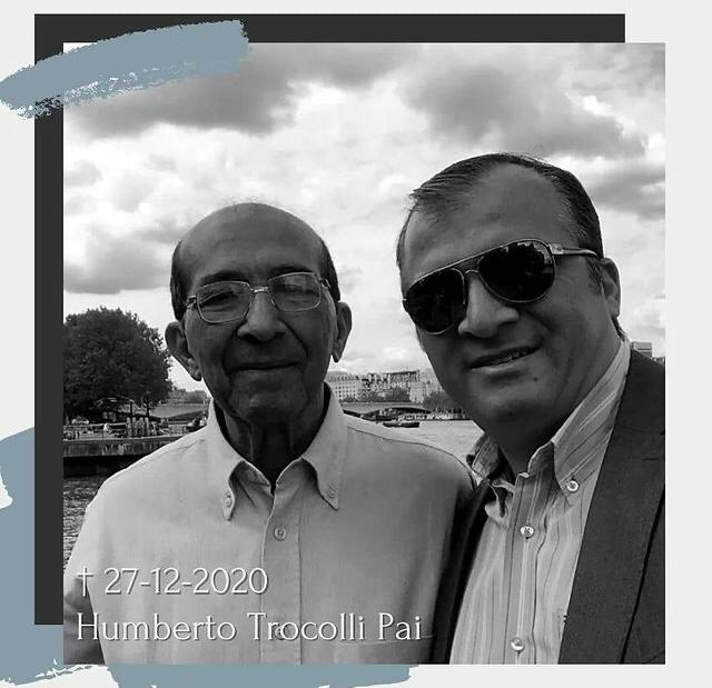 WhatsApp Image 2020 12 27 at 13.12.48 - Aneurisma cerebral: morre 'Seu Humberto', pai do deputado estadual Trocolli Júnior