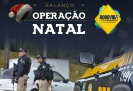 PRF na Paraíba encerra Operação Natal 2020 e divulga os resultados operacionais