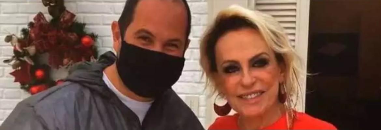 ana maria braga e cinegra - MAIS UMA BAIXA NA EQUIPE: Ana Maria Braga chora ao vivo ao anunciar morte de cinegrafista do Mais Você