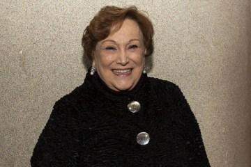atriz - Internada com Covid-19, Nicette Bruno foi infectada por um parente
