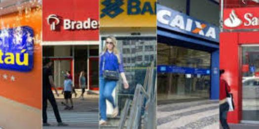 bancos - Agências bancárias funcionam só até esta quarta-feira em todo o país