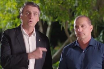 Bolsonaro ameaça demitir Onyx e estuda usar cargo em disputa na Câmara