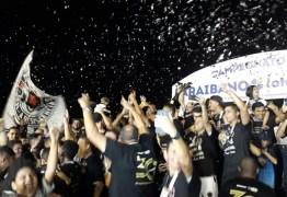 Nas redes sociais, Botafogo diz que quer disputar o Campeonato Paraibano