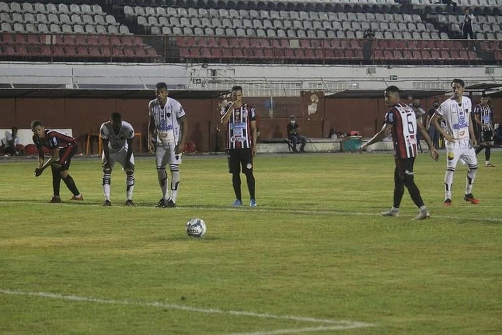 botofogo - Botafogo-PB vence Atlético-BA por 3 a 0 e garante vaga na Copa do Nordeste