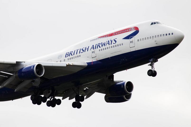 british airlines 1 - Brasil proíbe a entrada de passageiros do Reino Unido a partir de amanhã