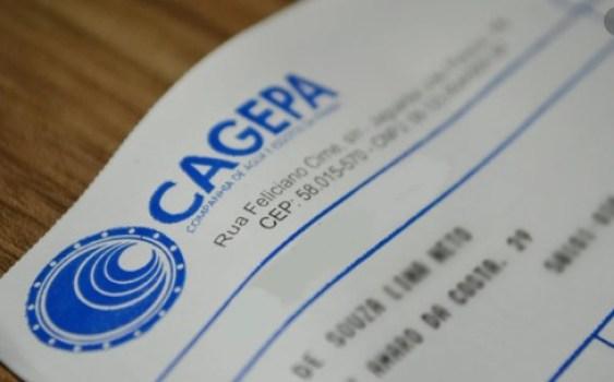 caca - NEGOCIANDO DÍVIDAS: Cagepa oferece até 100% de desconto em multas