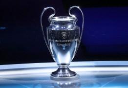 Champions League sorteia confrontos das oitavas; duelo entre Barcelona e PSG é destaque