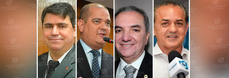 """cmjp - Mikika afirma que articula com Dinho consenso para eleição da Mesa Diretora da CMJP; Bruno Farias nega: """"fake news"""""""