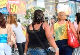 Santa Rita amplia horário de funcionamento do comércio