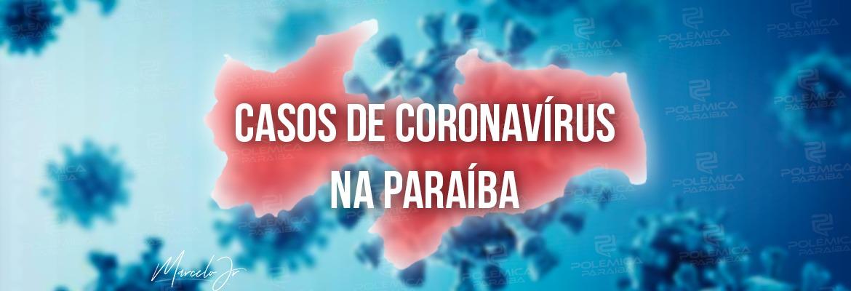 corona paraíba vermelha - COVID NA PARAÍBA: 70% dos leitos de UTI do sertão estão ocupados - VEJA BOLETIM