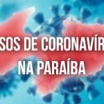 corona paraíba vermelha - Paraíba confirma 1.118 novos casos de Covid-19 e 30 óbitos nesta quarta-feira; confira o boletim