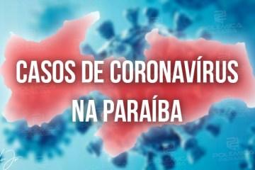 Em novo boletim, Paraíba registra 20 óbitos por covid-19 nas últimas 24 horas; veja números