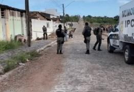 Na Paraíba: Homem vem passar Natal com a mãe e acaba sendo assassinado com mais de 20 tiros