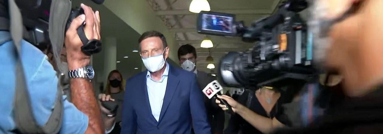 crivella preso - Esquema de corrupção no Rio de Janeiro arrecadou R$ 50 milhões, diz MPRJ