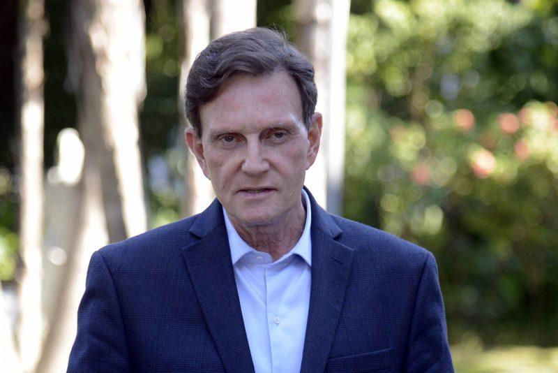 crivella - OPERAÇÃO HADES: Justiça mantém prisão de Crivella e prefeito é levado para presídio