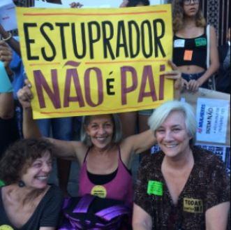 estupro - Pesquisa: 82% dos brasileiros concordam com aborto em caso de estupro