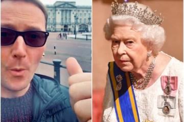 funcionario rainha - R$ 715 MIL: Funcionário da realeza britânica admite roubo de objetos