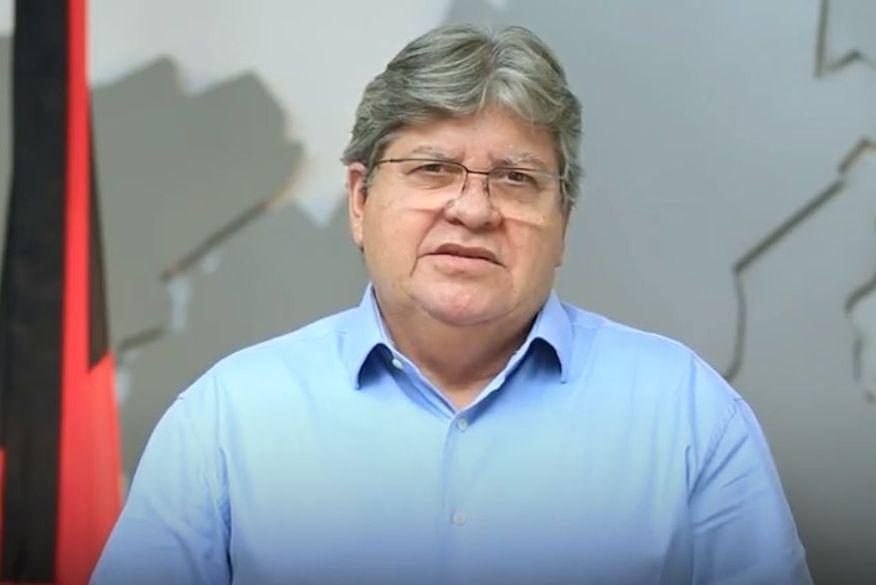governador joao azevedo foto secom pb - João Azevêdo e outros 21 governadores assinam proposta de Pacto Nacional em Defesa da Vida e da Saúde - VEJA DOCUMENTO
