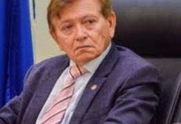 COVID-19: deputado João Henrique continua internado e estado de saúde é estável