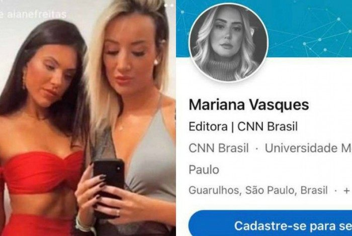 jornalista - Jornalista se infiltra na festa de Neymar para conseguir furos