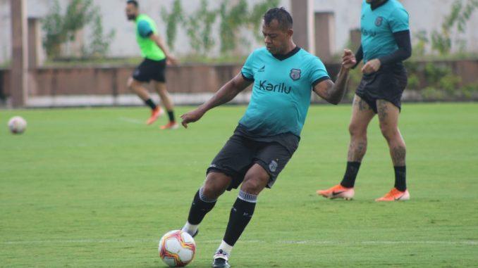 marcelinho 2020 e1607037122427 678x381 1 - Marcelinho Paraíba se diz apto a jogar entre 45 e 70 minutos contra Botafogo-PB